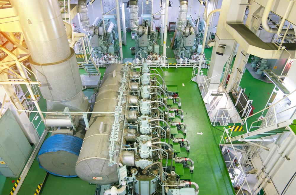 Naval Mechanical Workshop