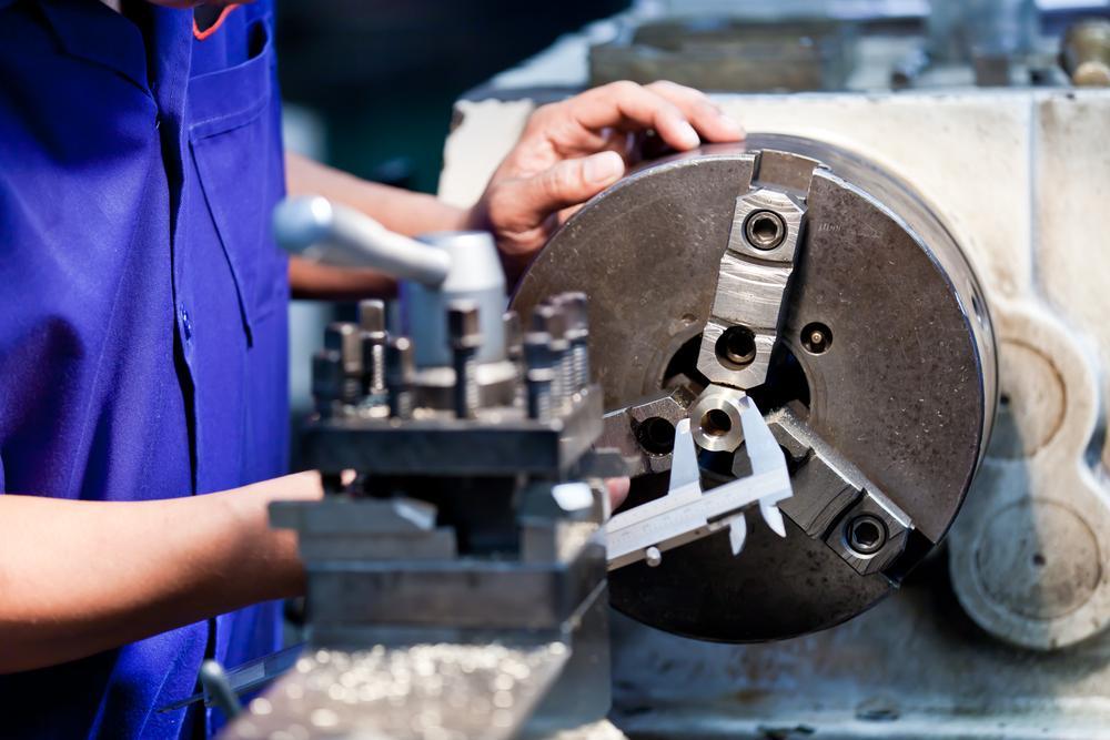 Machining and lathing